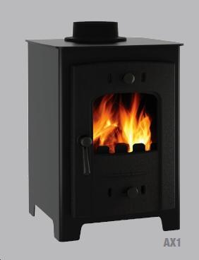 Hamlet Hardy multifuel stove