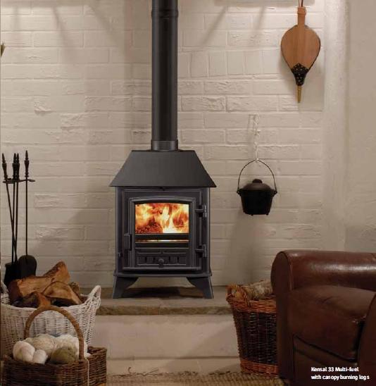 Kensal multifuel stove