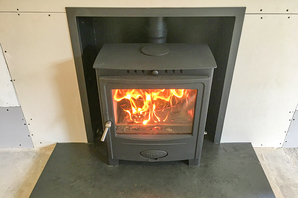Multifuel stove – Grantowm-on-Spey